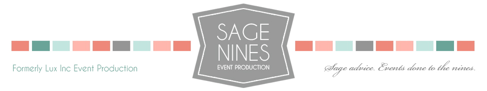 Sage Nines Event Production logo